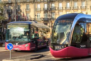 'Nouveau réseau Divia Bus et Tram